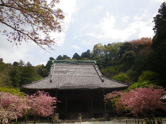 11) 祖師堂  _ 日蓮宗「長興山 妙本寺」 _ 鎌倉市大町