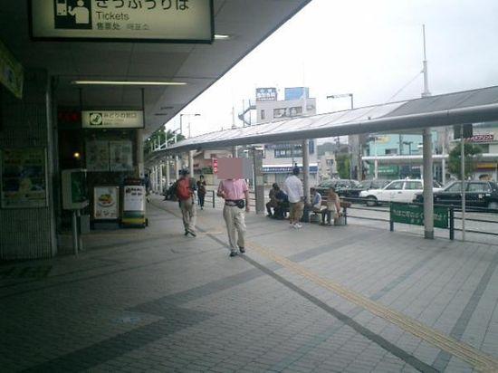 001) JR逗子駅_Y.K.氏_8:45am