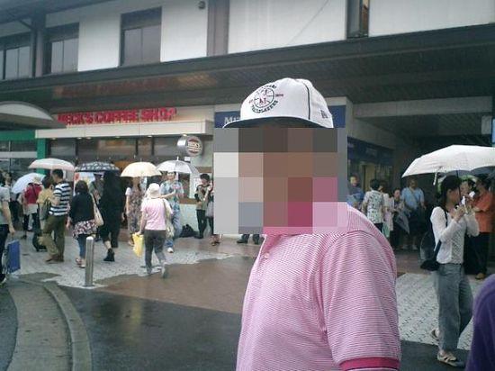 144) 散会_JR鎌倉駅東口_14:38pm