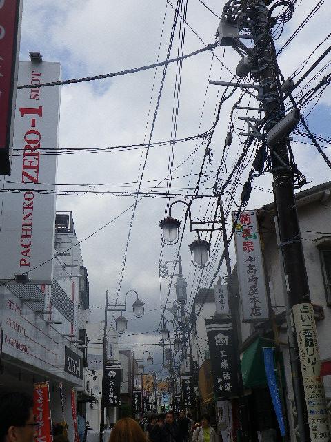 07) 御成通り商店街