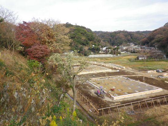 08) 「永福寺跡」公園化整備中  (私個人的には、他の遺跡・遺構・風致保存に資金投入の優先度が高い物件が在ると思う。)