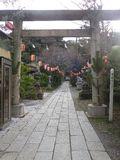 06-01) 鎌倉「五所神社」 _ 鎌倉市材木座 8:26am頃~