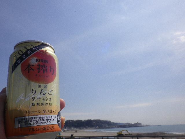 02) 材木座海岸~逗子マリーナ方向 _ 鎌倉市材木座/逗子市
