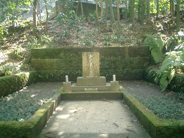 23)東慶寺、和辻哲郎の墓(哲学者、倫理学者)