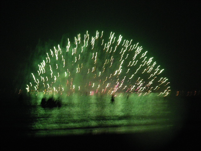 19:37:14pm _ 2013「 第65回鎌倉花火大会 」
