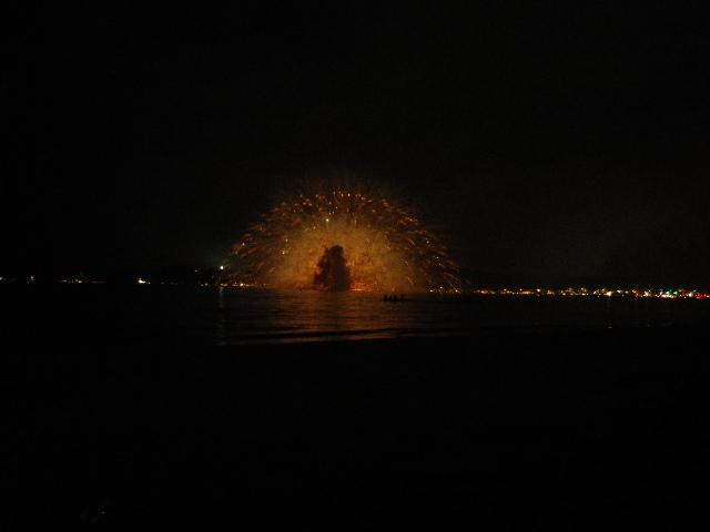 20:06:60pm _ 2013「 第65回鎌倉花火大会 」