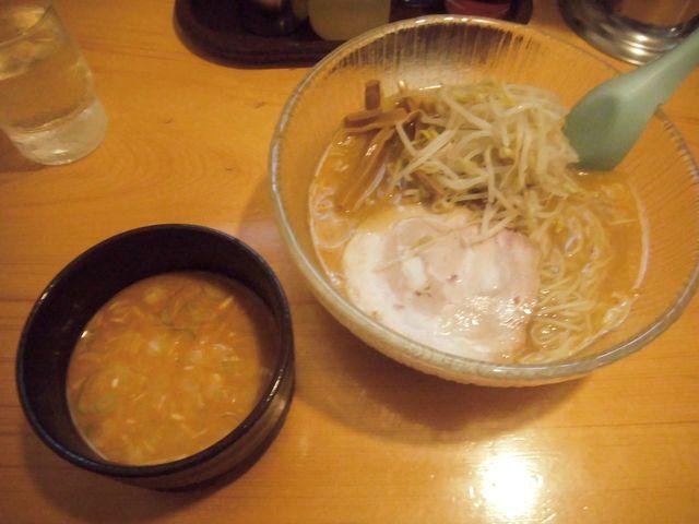 「つけラー麺」 ¥650 _ 「静雨庵」 鎌倉市御成町