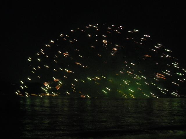 19:23:18pm _ 2013「 第65回鎌倉花火大会 」