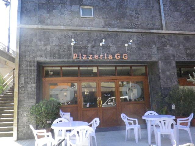 01) 「 Pizzeria GG 」 _ 鎌倉市由比ガ浜
