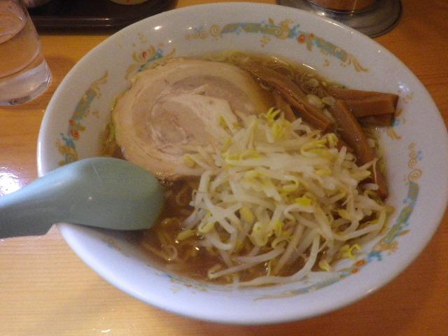 「ラーメン」 ¥520  _ 「静雨庵」 (セイウアン)」 鎌倉市御成町