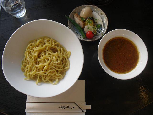 06) ' カレーつけ麺 ' 太麺・並盛・温盛り写真2号