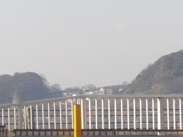 01-2) 見えない富士の虚しさのトドメとして撮った。