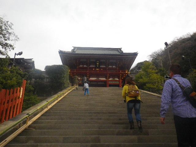 02) 本宮を参拝