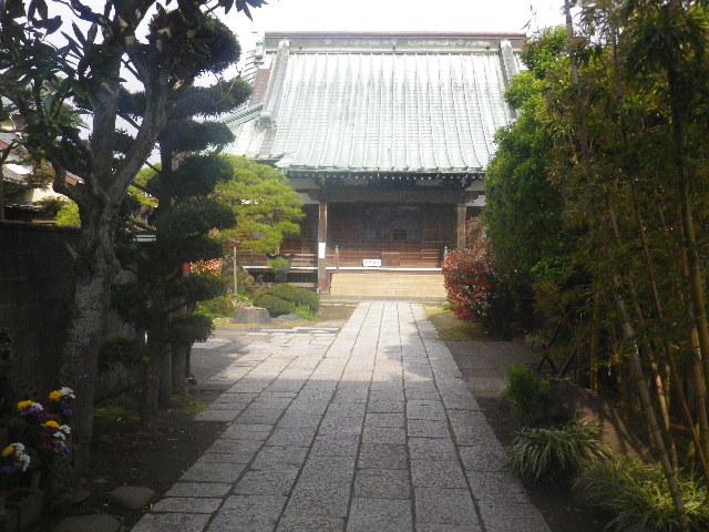 02) 「九品寺」 _ 鎌倉市 材木座