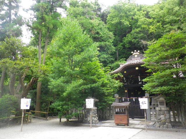 19) ' 白旗神社 '