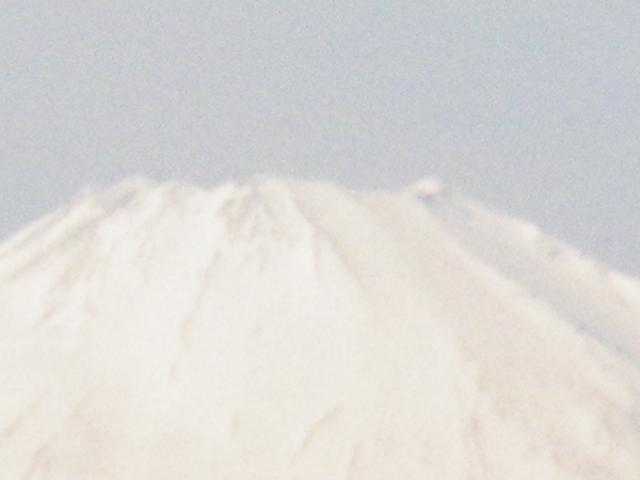 01-4) 材木座海岸「史跡 和賀江島」周辺から眺める早春の富士山 _ 鎌倉市材木座