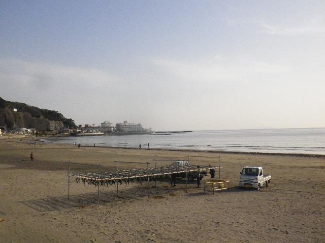 06) 鎌倉 由比ガ浜海岸/材木座海岸