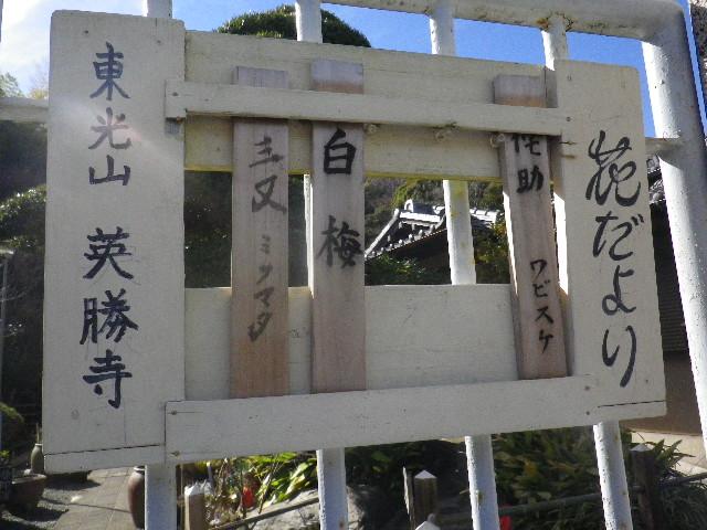 01) 通用門の門扉