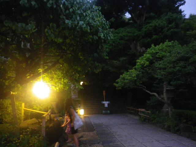 """02)  鎌倉「長谷寺」"""" 四万六千日 縁日 """" _ (仮称)' 十日参り)"""