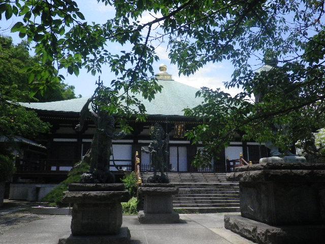 B01)   16.06.27 鎌倉「長勝寺」今年一年の折り返しに差し掛かる頃