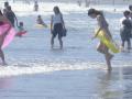 20)  由比ガ浜海岸_ 16.08.31 鎌倉海水浴場開設期間最終日 _ 材木座海岸 / 由比ガ浜海岸