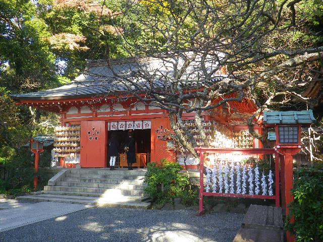 03-1) 16.12.02 初冬の 鎌倉「荏柄天神社」
