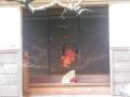 02) 山門の外から垣間見た _16.12.05 初冬の 鎌倉「如意庵」 _ ' 円覚寺 ' 塔頭
