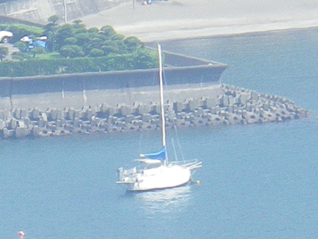 08-3)   17.07.07 逗子「披露山公園」 七夕とは関係なくテキトーに撮った