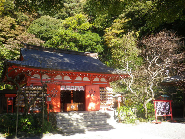 02)   17.11.24 初冬の 鎌倉「荏柄天神社」