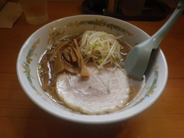 17.11.30 ラーメン食った _ 鎌倉「静雨庵」