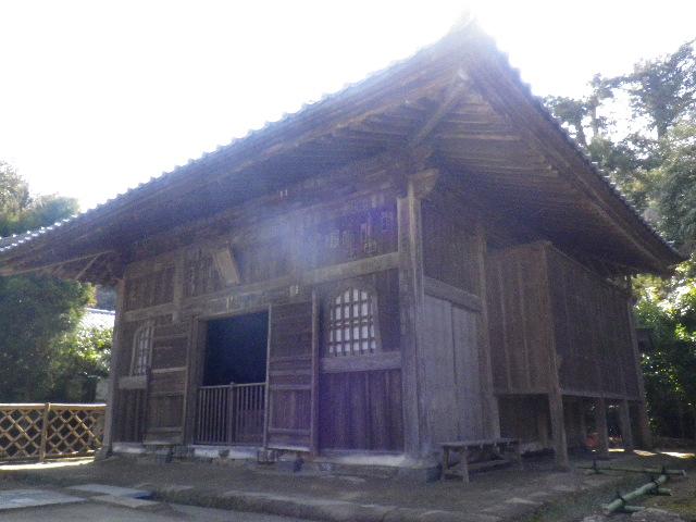 08-1) 薬師堂