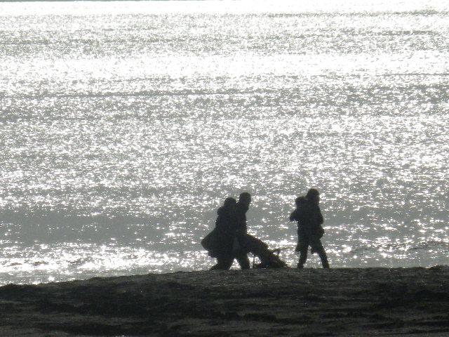 01) 鎌倉 由比ガ浜海岸/材木座海岸
