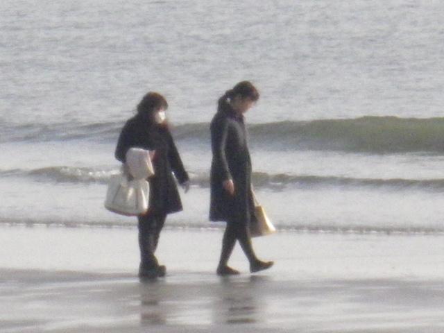 07-3) 鎌倉 由比ガ浜海岸/材木座海岸