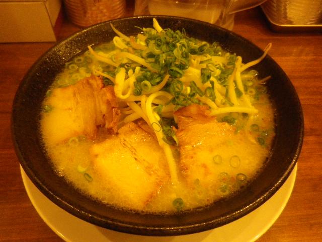 00) あっさり豚骨 「 らー麺 」 ¥700 _ 「麺屋 二郎」 逗子市逗子 ' 京急 新逗子駅 ' 南口周辺