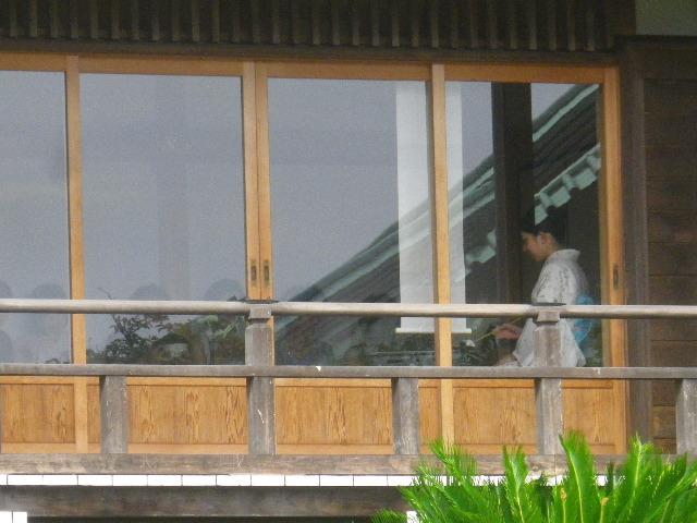03-3) 大聖閣での茶会