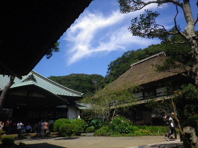 04-1) 15.09.12 鎌倉「海蔵寺」萩が咲く頃