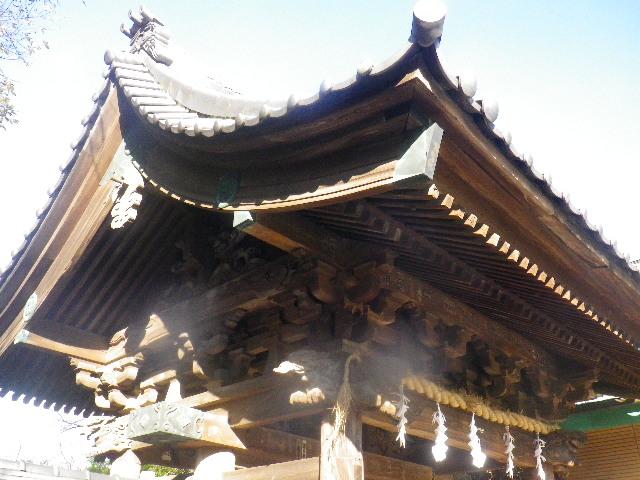 02)   15.12.12 鎌倉「長勝寺」枯木は紅葉の終焉を迎え、若木は未だ楽しめる。