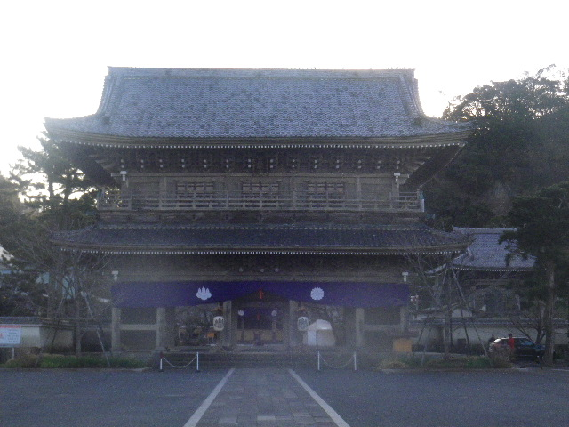 02) 16.01.02 鎌倉「光明寺」初詣