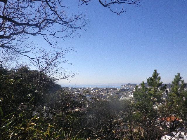 02-1) 富士見台からパノラマのつもりで撮った、1/3左。