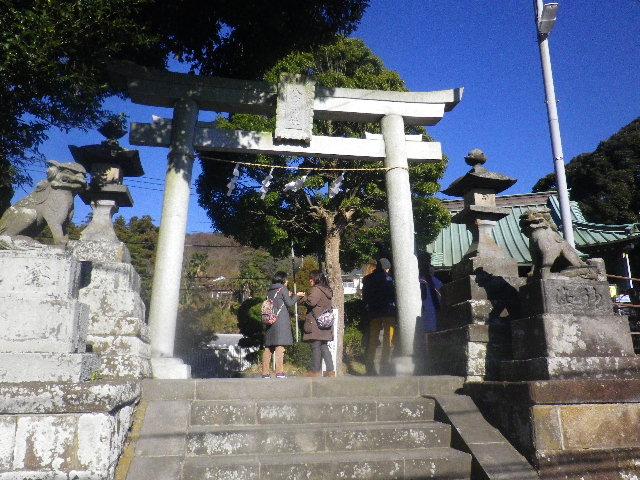 01) 16.01.14 山ノ内「八雲神社」初詣 _ 鎌倉市