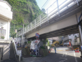04) _ 16.09.26 9/23「小坪海岸トンネル」崩落現場の手前まで行ってみた