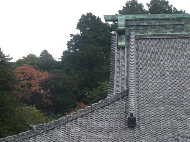 03-1)   16.11.28 初冬の 鎌倉「妙本寺」