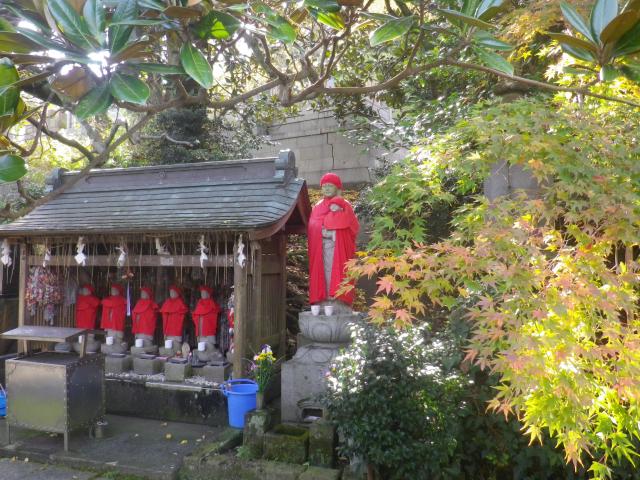 4-01)  16.11.30 初冬の 鎌倉「長勝寺」