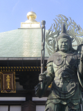 5-03)  16.11.30 初冬の 鎌倉「長勝寺」