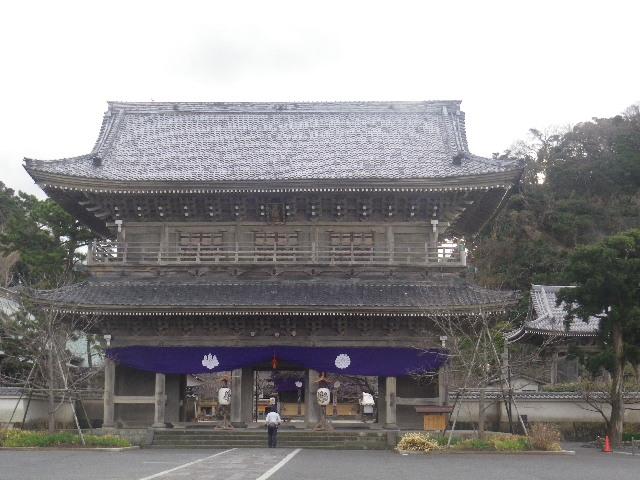 02-1)   17.01.02 鎌倉「光明寺」 初詣