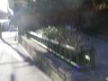 IMGP0049 報国寺前を通過 10:15am頃~
