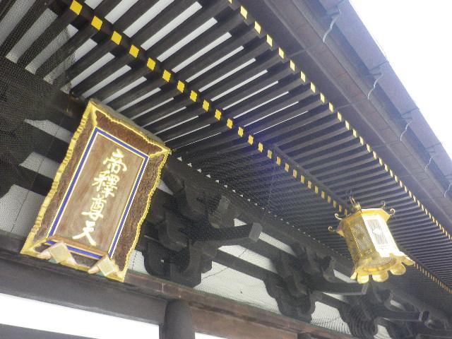 05)   17.03.30 鎌倉「長勝寺」 桜が開花し始めた頃