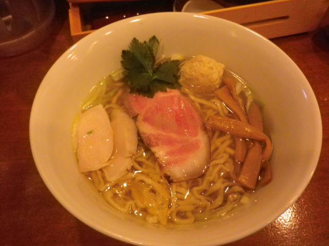 00) 16.01.14  ラーメン食った _ 逗子「想(SOU)」