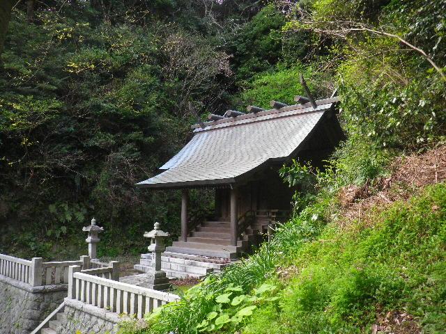 08-5) 15.04.06 ' 山の音 '、鎌倉最古「甘縄神明宮」桜の頃。
