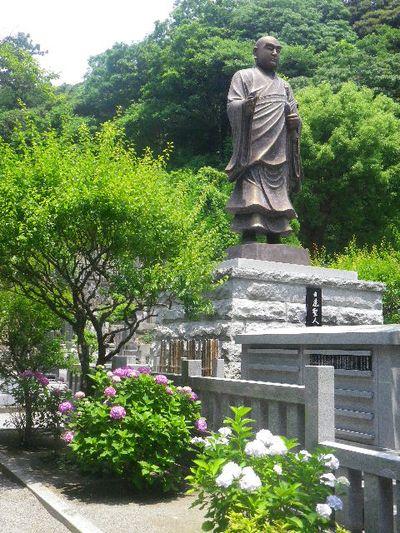 06-1) ' 日蓮聖人像 '